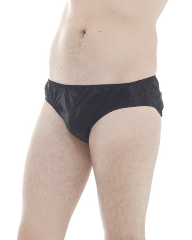 Pack of 4 Satin Silk Full Brief