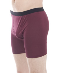 Set of 3 Silk Mid-Thigh Trunks
