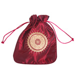 Burgundy Toiletry Bag